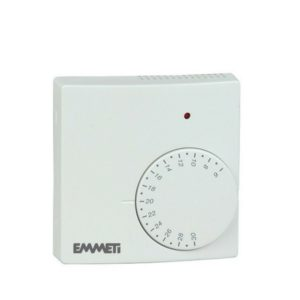 Emmeti Electronic Dial Room Thermostat