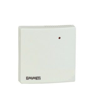 Emmeti Tamperproof Room Thermostat