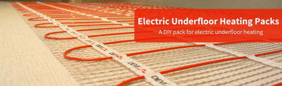 Electric Underfloor Heating Packs