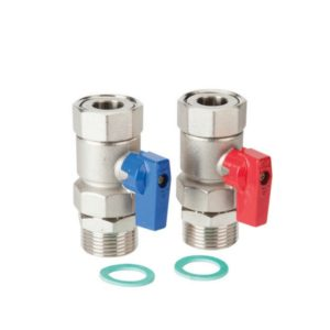 Polypipe Isolation Valves