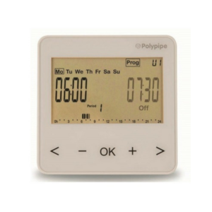 Polypipe 2 Channel Time Clock