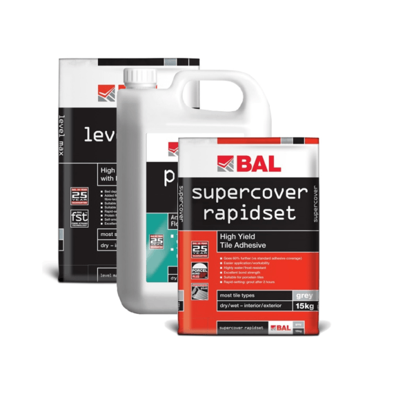 Adhesives/Levellers