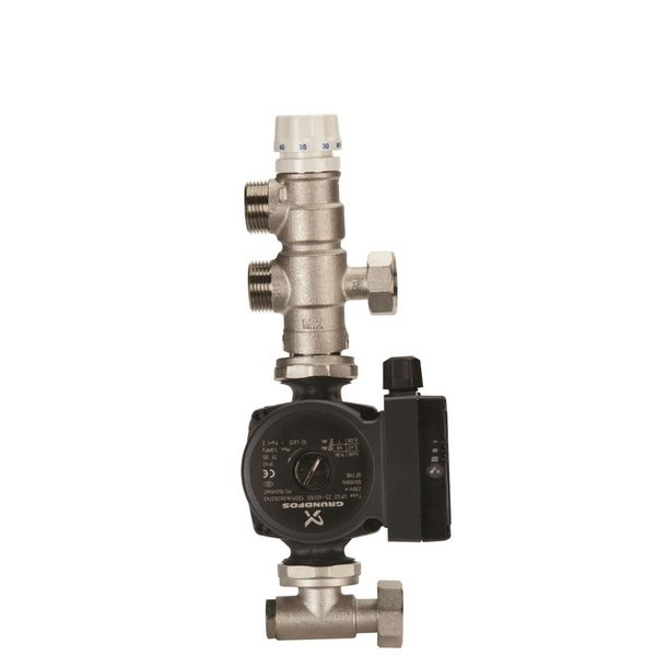 Polypipe Stainless Steel Manifold Pump Set PB970055