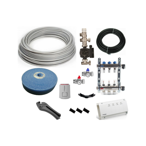 Polypipe Wet Room Kit