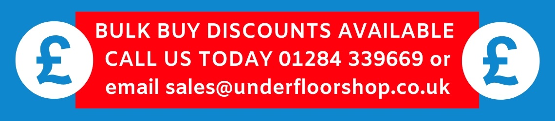 Underfloor Heating Discounts