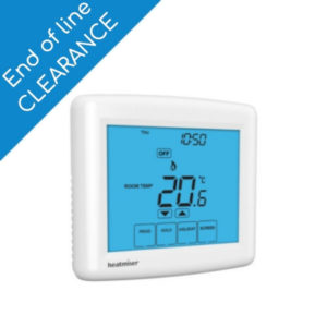 Heatmiser Touch Thermostat HM-Touch
