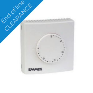 Emmeti Electromechanical Dial Room Thermostat