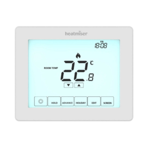 Heatmiser Touch v2 Programmable Touchscreen Thermostat