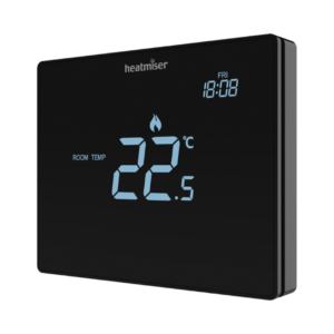 Heatmiser Touch Thermostat Carbon