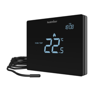 Heatmiser Touch-e Thermostat Carbon