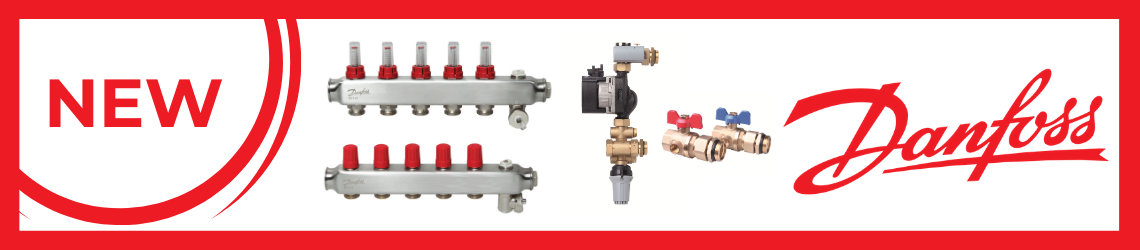 Danfoss New Hydronic Products